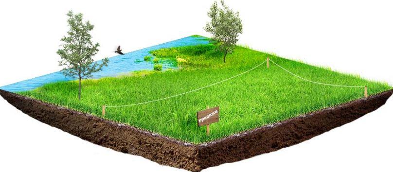 Земельный кадастр - Земельный участок
